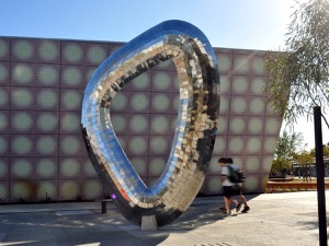 Atwell SHS Sculpture